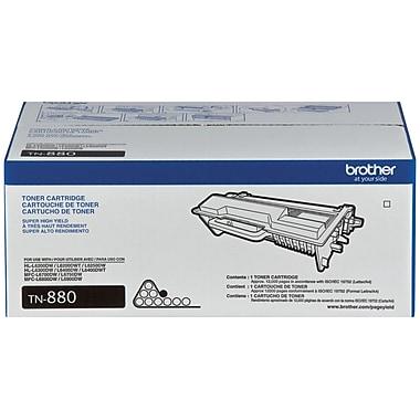 Brother TN-880 Toner Cartridge, Super-High Yield Black