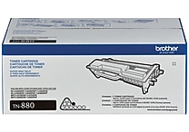 Brother TN-880 Toner Cartridge, Super-High Yield Black