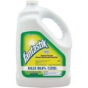 Fantastik® General Purpose Cleaner, Disinfectant Sanitizer, 1 Gallon, 4/CT