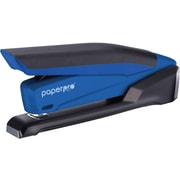 PaperPro® inPOWER™ 20 Desktop Stapler, 20 Sheet Capacity, Blue/Black