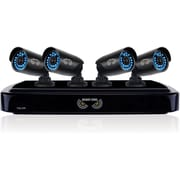 Night Owl Full Color Refurbished 720p 4-Ch HD-Analog Sys. 1TB HDD and 4x720p Cameras