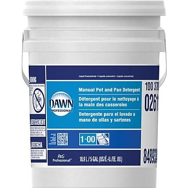 Dawn® Professional Manual Pot and Pan Detergent, Original Scent, 5 gal Pail