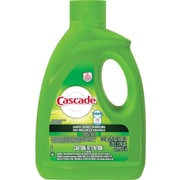 Cascade® Gel Dishwasher Detergent, Fresh Scent, 75 ounces (PGC 40152)