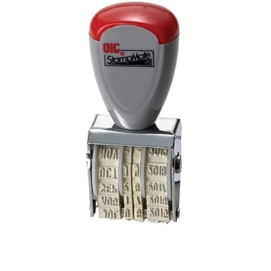 OIC Stampmate® Line Dater, Type Size #1