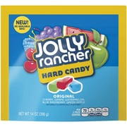 Jolly Rancher® Original Hard Candy, Assorted, 14 oz. Re-Sealable Bag