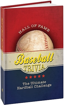 Hall of Fame Baseball Trivia