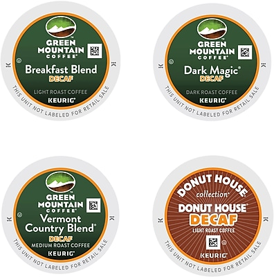 Keurig® K-Cup® Green Mountain Coffee® Decaffeinated Coffee Variety Pack, 22 Count