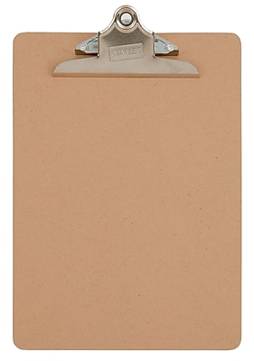 Staples Letter-Size Clipboards, 9