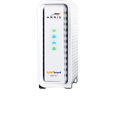 ARRIS SURFboard SB6183 Cable Modem 686 Mbps