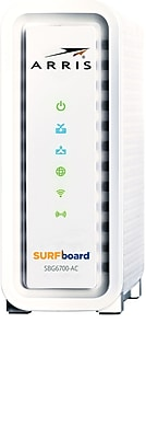 ARRIS SURFboard SBG6700AC Cable Modem with AC1600 WiFi Router