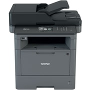 Brother MFCL5700DW Wireless Multifunction Monochrome Laser Printer with Duplex Printing and Expandable Paper Capacity