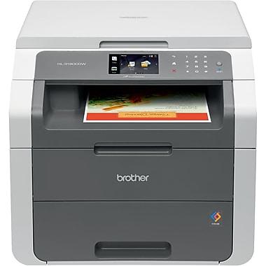 Brother - Imprimante laser couleur numérique HL-3180CDW