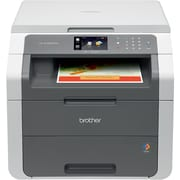 Brother HL3180CDW Digital Color Printer with Convenient Copying/Scanning