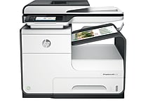 HP PageWide Pro 477dn Multifunction Inkjet Printer