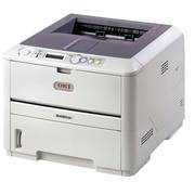 OKI B420dn Mono Laser Printer, Beige