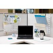 Staples® Hanging White Mesh Desk Organizer Set