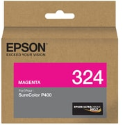 Epson 324 UltraChrome HG2 Magenta Ink Cartridge (T324320)