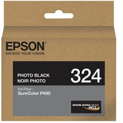 Epson 324 UltraChrome HG2 Photo Black Ink Cartridge (T324120)