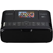 Canon SELPHY CP1200 Wireless Single-Function Color Inkjet Photo Printer Black (0599C001)