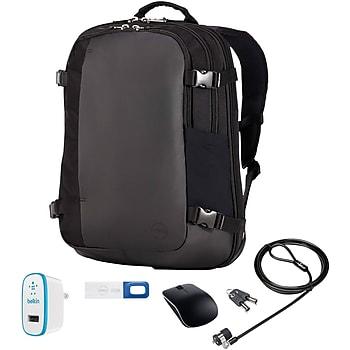 Dell Premier Backpack PC Accessory Bundle