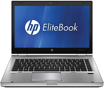 Refurbished HP 14in EliteBook 8470P Intel Core i5 2.6Ghz 8GB RAM 250GB HDD Windows 10 Pro