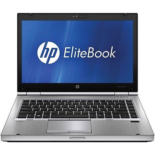 "HP EliteBook 8470p 14"" Refurbished Notebook, Intel i5, 4GB Memory, Windows 10 Professional (8470PI525450010-REFURBISHED)"