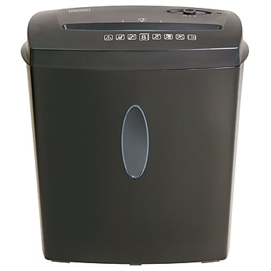 Staples® 8-Sheet Cross-Cut Shredder, (SPL-NXC83A)