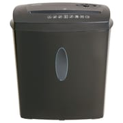Staples® 8-Sheet Cross-Cut Shredder, Black