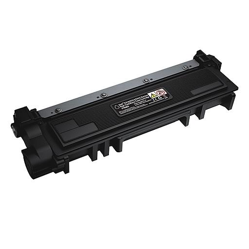 Dell P7RMX Black Toner Cartridge, High Yield