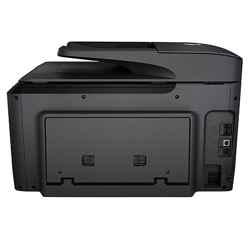 הוראות חדשות HP OfficeJet Pro 8710 All-in-One Inkjet Printer | Staples HD-01