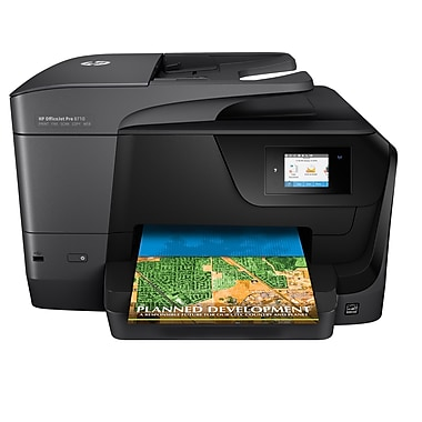 HP OfficeJet Pro 8710 All In One Inkjet Printer