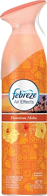 Febreze® Air Effects Air Freshener Spray, Hawaiian Aloha, 9.7 oz.