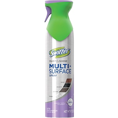 Swiffer® Dust & Shine Multi-Purpose Polish, Febreze® Lavender Vanilla & Comfort, 9.7 oz.
