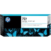HP 727 300-ml Photo Black DesignJet Ink Cartridge (F9J79A)