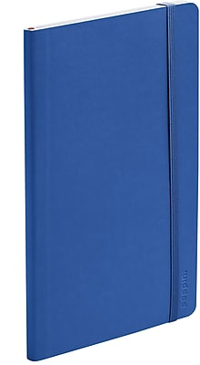 Poppin Cobalt Medium Softcover Notebooks, Set of 25