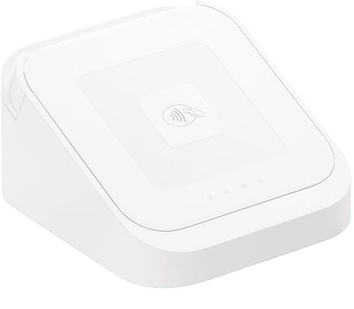 Square Dock for Payment Reader White Bluetooth Compatible (A-SKU-0120)