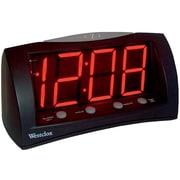 Westclox 1.8 LED Alarm Clock