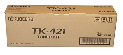 Kyocera KYOTK421 Black Toner Cartridge