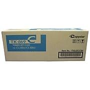 Kyocera TK-869C Cyan Standard Yield Toner Cartridge