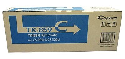 Kyocera TK859C Cyan Toner Cartridge