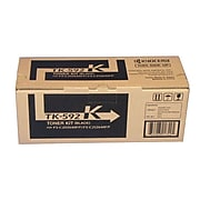 Kyocera TK-592 Black Standard Yield Toner Cartridge