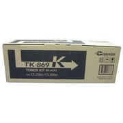 Kyocera KYOTK869K Black Toner Cartridge