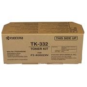 Kyocera TK332 Black Toner Cartridge