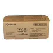 Kyocera TK322 Black Toner Cartridge