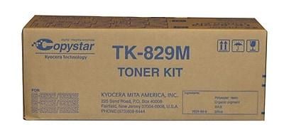 Kyocera KYOTK829M Magenta Toner Cartridge