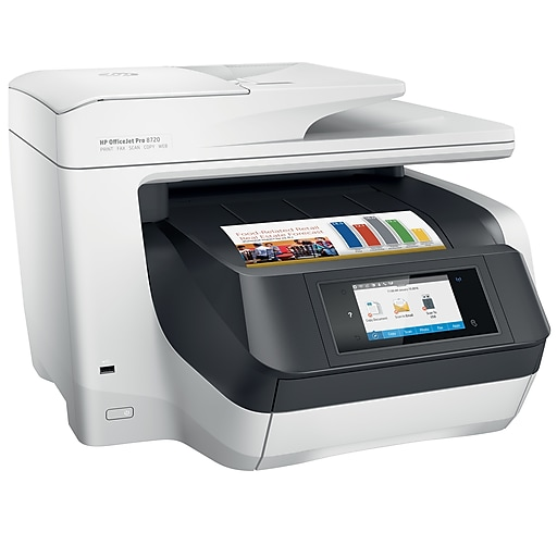 HP OfficeJet Pro 8720 Color Inkjet All-In-One Printer (M9L75A)