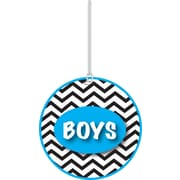 "Ashley 4"" Soft Rubber Chevron Boys Pass"