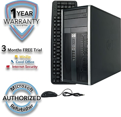 Refurbished HP Compaq 8200 Elite 3.1Ghz 16GB RAM 2TB Hard Drive