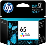 HP 65 Tri-Color Ink Cartridge (N9K01AN#140)