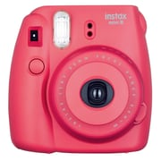 FUJIFILM Instax Mini 8 Camera, Raspberry